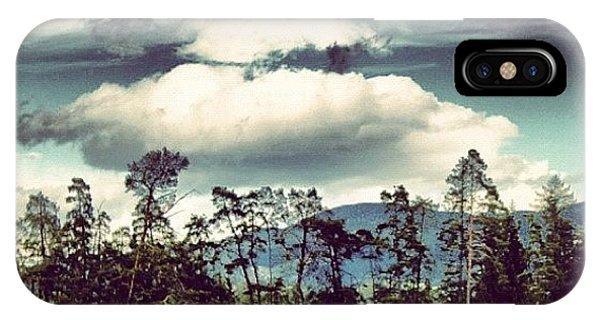 Beautiful Landscape iPhone Case - Scilliar by Luisa Azzolini