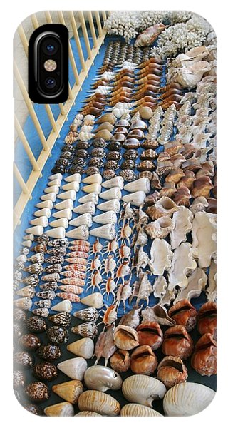 Seashell Trade Phone Case by Alexis Rosenfeld