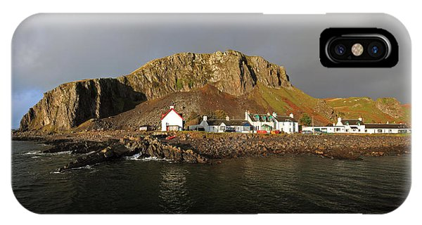 Seil Island IPhone Case