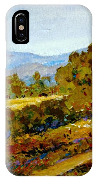Spring In The Valley IPhone Case
