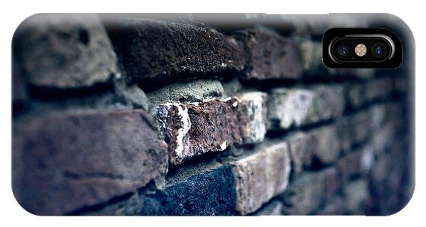 Stone Wall iPhone Case - Stone Wall by Joana Kruse