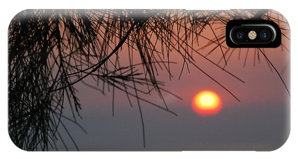 Sunset In Zanzibar Phone Case by Alan Clifford