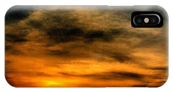 Sunset iPhone Case - Sunset by Katie Williams