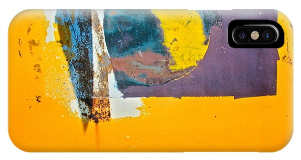 IPhone Case featuring the photograph Truck Door In Gilroy California by Cliff Spohn