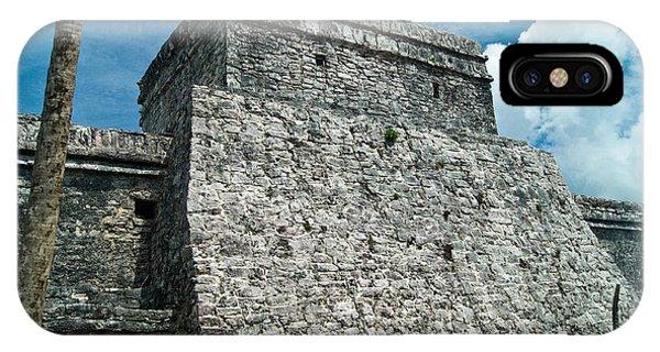 Tulum Ruins IPhone Case