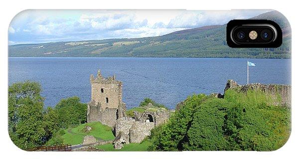 Urquhart Castle IPhone Case
