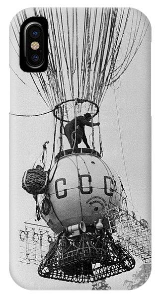 Ussr-1 High-altitude Balloon, 1933 Phone Case by Ria Novosti