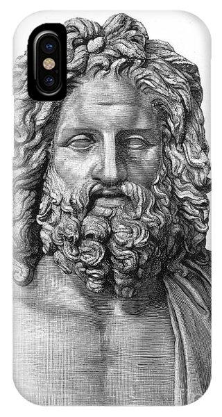 Zeus Phone Case by Granger