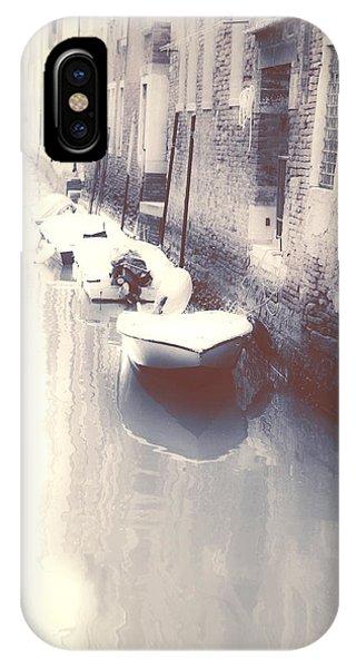 Boat iPhone Case - Venezia by Joana Kruse