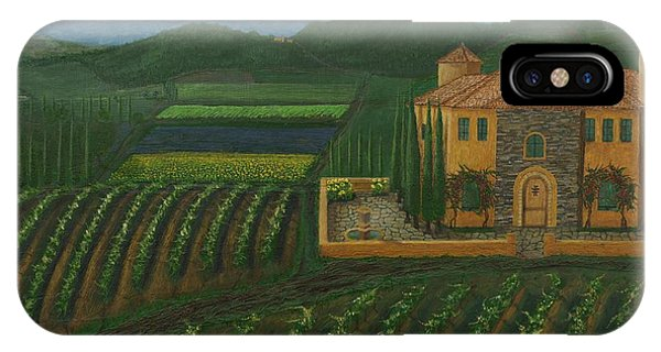 11425 Tuscany IPhone Case