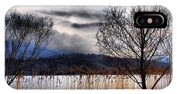 Beautiful Landscape iPhone Case - Clouds by Luisa Azzolini