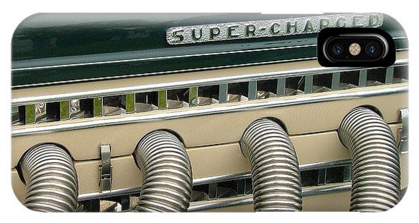 1936 Auburn Speedster IPhone Case
