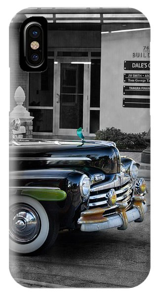 1940s Ford Out Of The Past IPhone Case