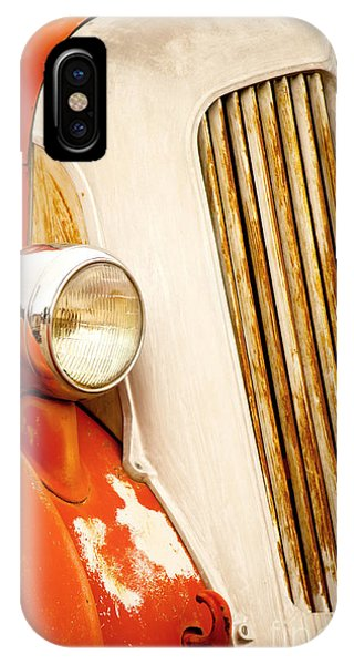 1940's Seagrave Fire Engine IPhone Case