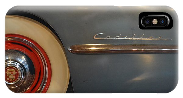 1942 Cadillac - Series 62 Sedanette Fastback IPhone Case