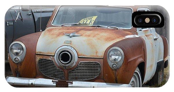 1951 Studebaker IPhone Case