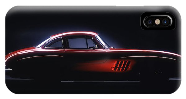1954 Mercedes 300sl Gullwing IPhone Case