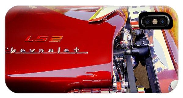 1955 Chevy Bel Air Custom IPhone Case