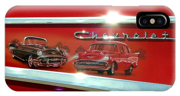 1957 Chevrolet IPhone Case