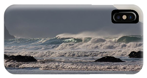 Porthtowan Cornwall IPhone Case