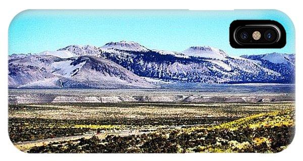 Beautiful Landscape iPhone Case - California by Luisa Azzolini