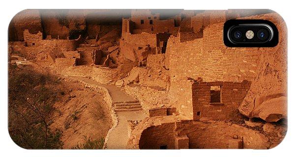 Cliff Palace Mesa Verde National Park IPhone Case