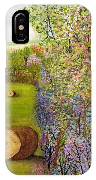 Dogwoods And Redbuds IPhone Case