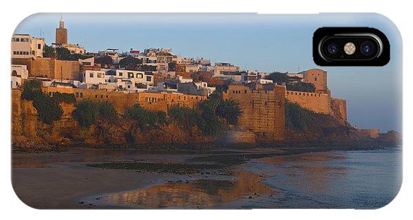 Kasbah Des Oudaias, Rabat IPhone Case