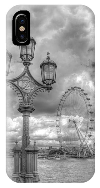 iPhone Case - London Eye by Chris Day