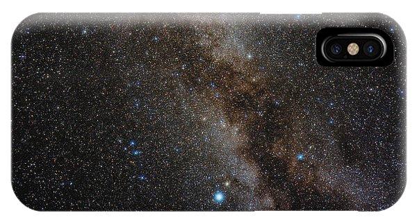 Milky Way Phone Case by Eckhard Slawik