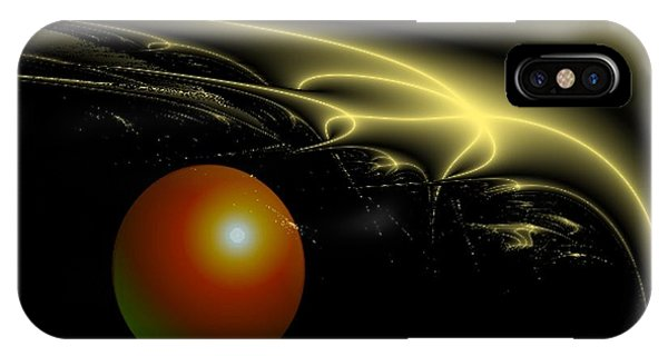 A Star Was Born, From The Serie Mystica IPhone Case
