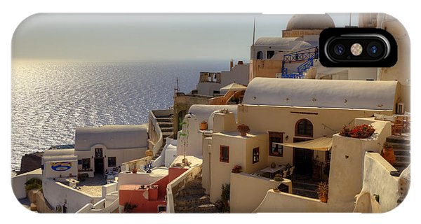 Greece iPhone Case - Oia - Santorini by Joana Kruse