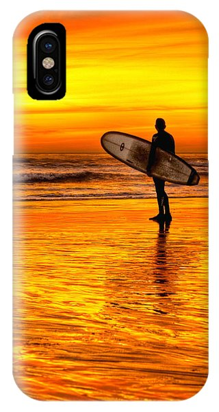 Surfing Sensations Phone Case by Donna Pagakis