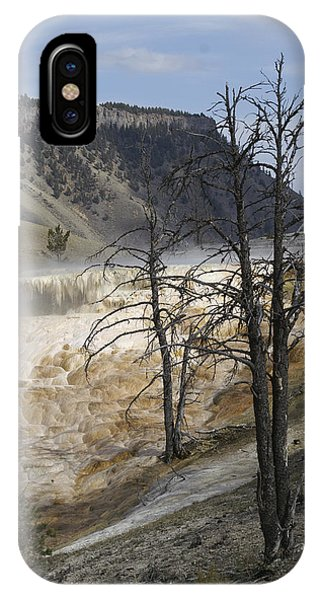 Yellowstone Nat'l Park IPhone Case