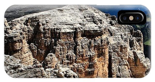 Beautiful Landscape iPhone Case - Dolomites by Luisa Azzolini
