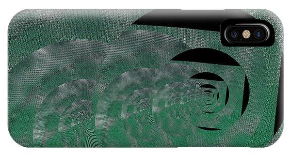 Twirling Shine Phone Case by Mihaela Stancu