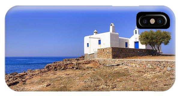 Greece iPhone Case - Mykonos by Joana Kruse