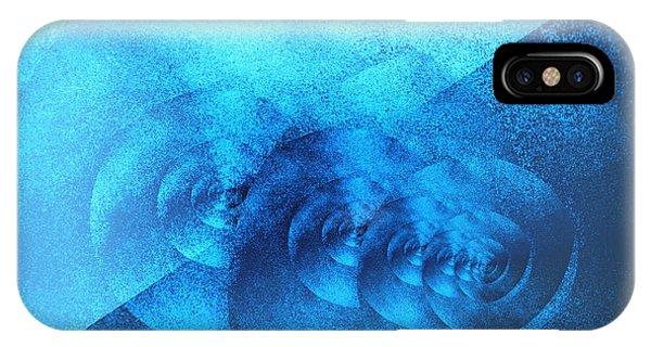 Figurative Shells Phone Case by Mihaela Stancu
