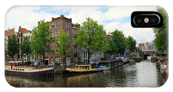 Amsterdam Phone Case by Sophie Vigneault