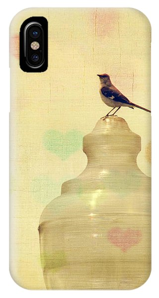 Valentine iPhone Case - Heartsong by Amy Tyler