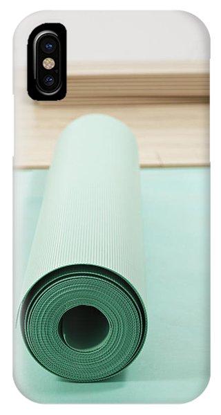 Laying A Floor. Rolls Of Underlay Or Phone Case by Magomed Magomedagaev