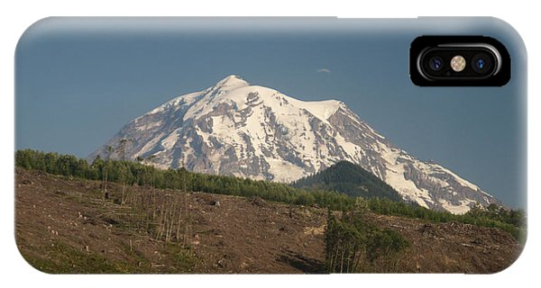 Mt Rainier IPhone Case