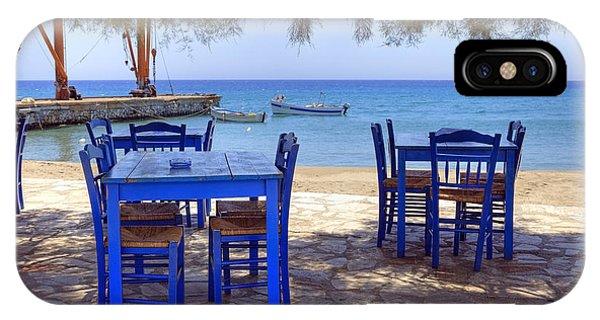 Greece iPhone Case - Naxos - Cyclades - Greece by Joana Kruse