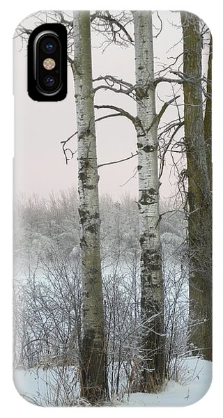 3 Standing Tall IPhone Case