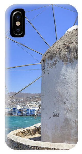 Greece iPhone Case - Mykonos by Joana Kruse