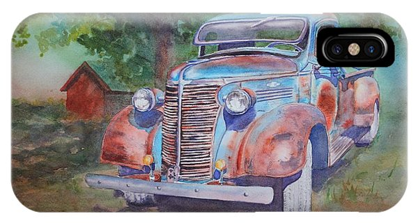 '38 Chevy IPhone Case