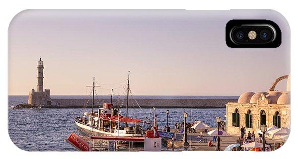 Greece iPhone Case - Chania - Crete by Joana Kruse