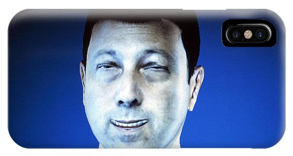 Personalised Virtual Avatar Phone Case by Volker Steger