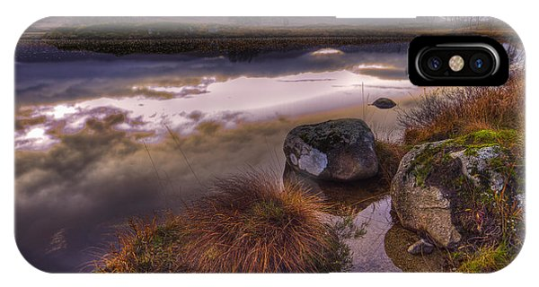 Rannoch Moor Glencoe Scotland IPhone Case