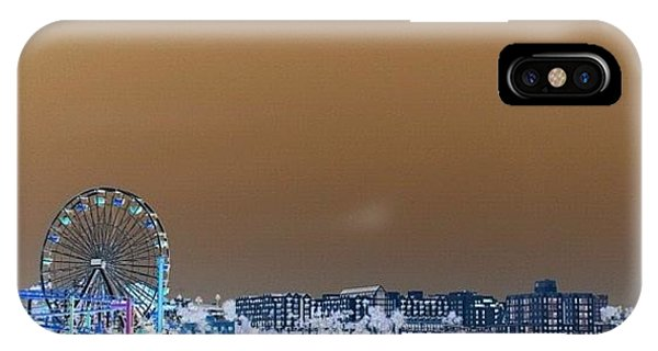 Cool iPhone Case - Santa Monica by Luisa Azzolini